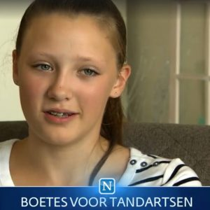Nieuwsuur over misleidende titels in de orthodontie